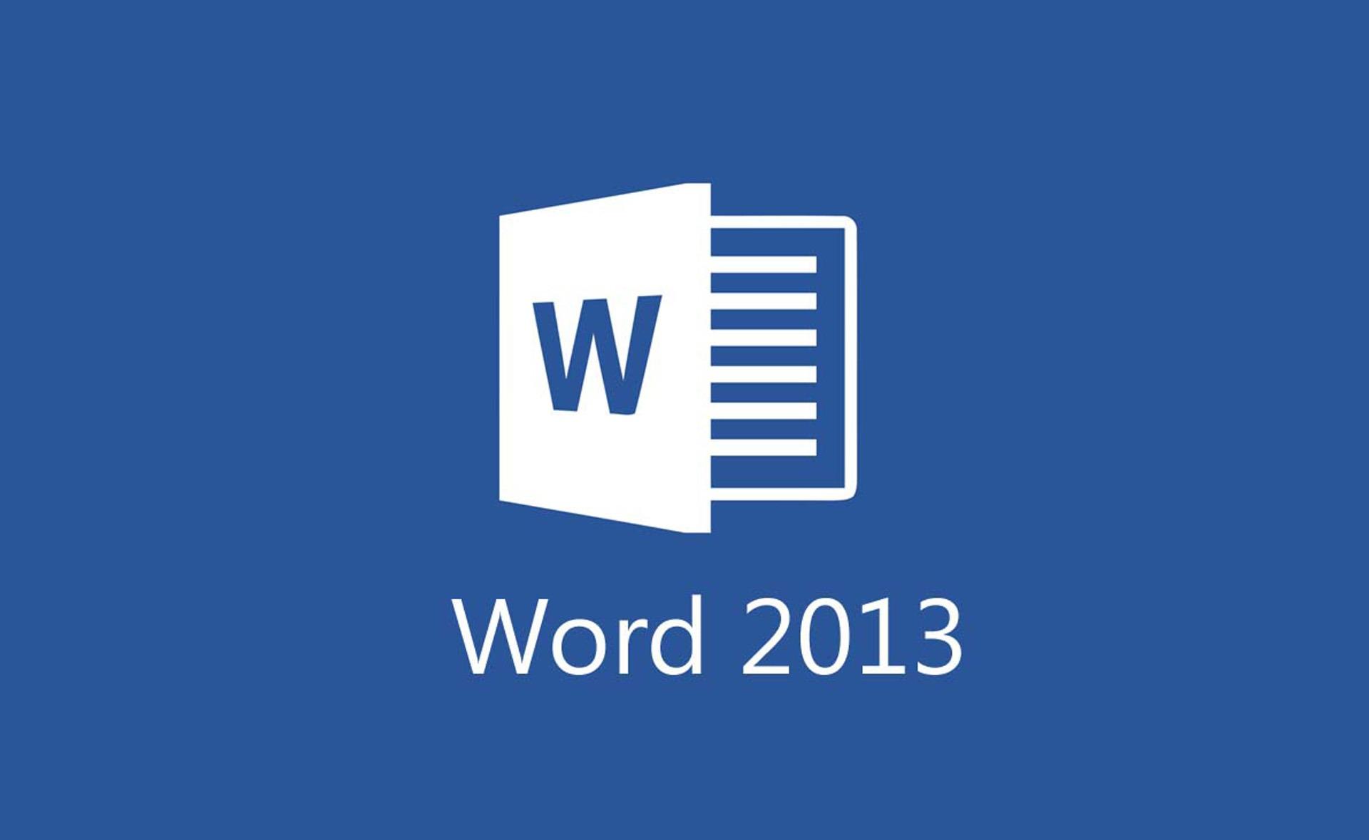 mos word 2013 online edusa