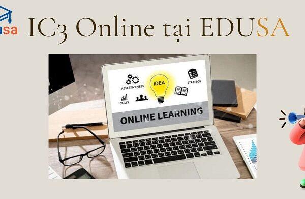 ic3 online tai edusa