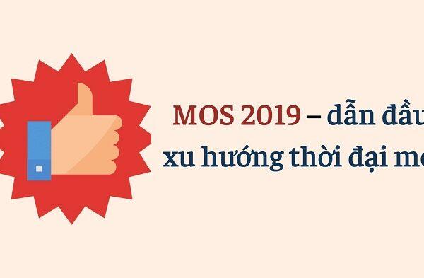 mos 2019 dan dau xu huong thoi dai moi
